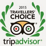 TripAdvisor Travellers Choice Award 2015