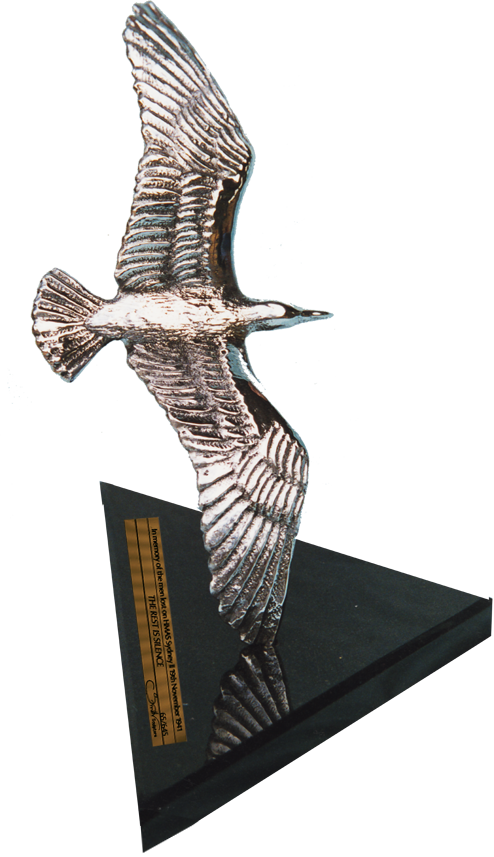 Hmas-Sydney-Memorial-Silver-Gull-Sculpture-web