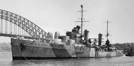 HMAS Sydney II   Off the Track 4×4