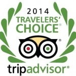 TripAdvisor Travellers Choice Award 2014