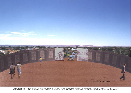 The Wall of Remembrance Design